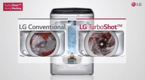 Cong nghe Turbo Shot cua may giat LG | Sửa máy giặt Electrolux tại Hà Nội | Scoop.it