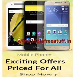 Snapdeal Deal: Exciting Offers on Mobiles Upto 44% Off Starting Rs. 999 (at) Snapdeal | indiadime | Scoop.it
