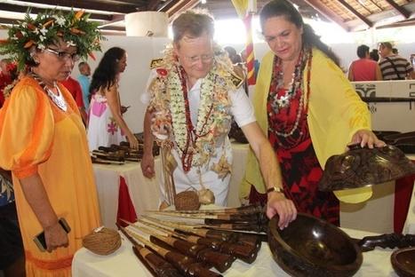 Les Marquises à l'honneur jusqu'au 12 juin à Aorai Tinihau | Tahiti Infos | TOURISME OENOLOGIE | Scoop.it