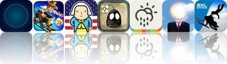 Today's Apps Gone Free: Orphion, Rail Rush, Basher's Presidents And More -- AppAdvice | Hamilton West Shared Resources | Scoop.it