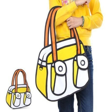 Cool Cartoon Bag - The Most Cool Gadgets | Best Gadgets On The Market | The Most Cool Gadgets | Scoop.it
