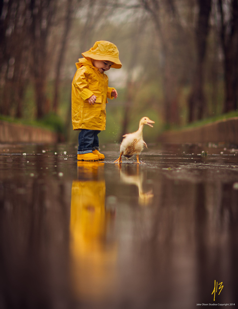 Rainy Day by Jake Olson Studios | I didn't know it was impossible.. and I did it :-) - No sabia que era imposible.. y lo hice :-) | Scoop.it