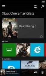 Xbox One SmartGlass disponible pour Windows Phone 8   Geeks   Scoop.it