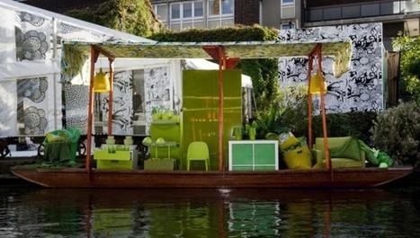 Ikea créé un marché flottant à Londres   streetmarketing   Scoop.it
