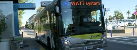 Première mondiale : un bus électrique qui se recharge à chaque arrêt | environnement paysage biodiversité en SSD | Scoop.it
