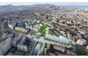 ZAC Saint-Charles : renouveau de la Porte d'Aix en plein cœur de Marseille | Architecture et Urbanisme - L'information sur la Construction Paris - IDF & Grandes Métropoles | Scoop.it