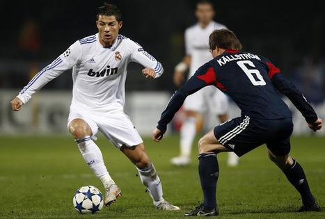 Cristiano Ronaldo – FOOTBOLIA   soccerlive   Scoop.it