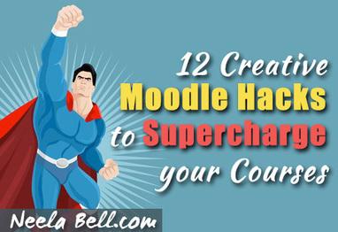 12 Creative Moodle Hacks to Supercharge your Courses | Linguagem Virtual | Scoop.it