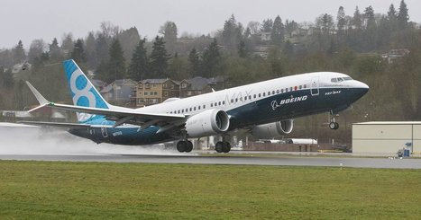 Boeing's 737 MAX takes wing with new engines, high hopes | Aviation & Airliners | Scoop.it