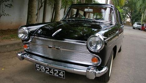 Past Blast: A60 Cambridge – Motor Magazine Online | Sri Lanka | 1950's | Scoop.it
