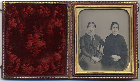 A New Dickinson Daguerreotype? | Amherst College | English Literature after 1700 | Scoop.it