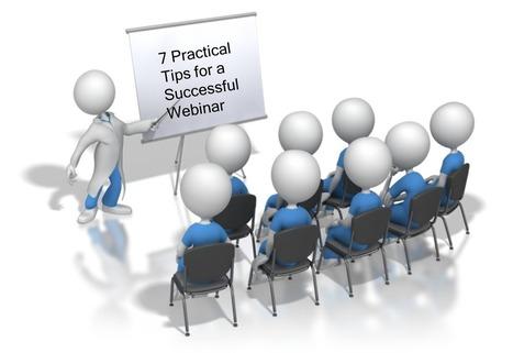 Seven Practical Tips for a Successful Webinar | Omar Kattan - New Age AdMan | Content Marketing & SEO | Scoop.it
