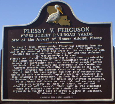 NBC Learn: Plessy v. Ferguson | Roll of Thunder Hear My Cry | Scoop.it