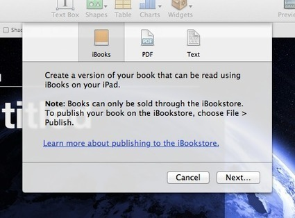 Apple's iBooks Author: an evil, rights-hoarding abomination? | Publishing | Scoop.it