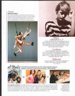 Yo Dona - 03/11 | Festival Internacional Madrid en Danza 2012 | Scoop.it