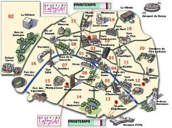Le Patrimoine de Paris - Culture, monuments et musées de Paris. | paris metropole | Scoop.it