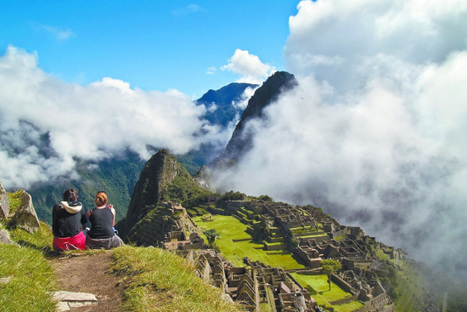 Australians and Canadians Detained for Stripping at Machu Picchu | TIME | Kiosque du monde : Amériques | Scoop.it