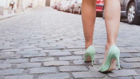 What?! High heels were originally invented for men — here's why | Kickin' Kickers | Scoop.it