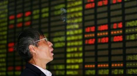 Le rouge domine sur les places boursières d'Asie | Le Figaro | Japon : séisme, tsunami & conséquences | Scoop.it