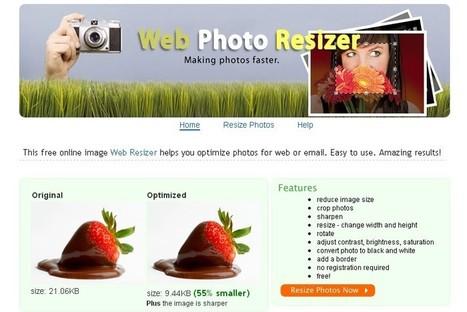 10 outils pour optimiser les images et rendre mon blogue plus rapide | Créer un site ou un blog | Scoop.it