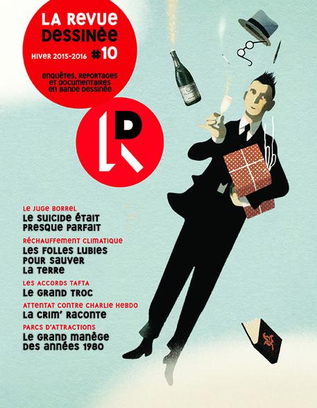 Numéro 10 - La Revue Dessinée | Images fixes et animées - Clemi Montpellier | Scoop.it