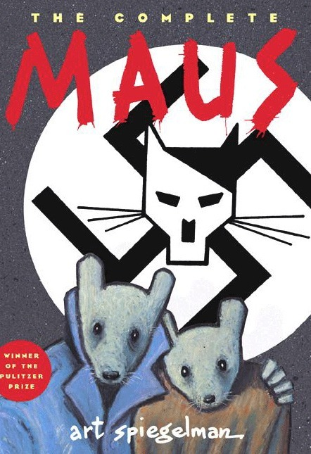 Maus Index | Graphic novels in the classroom | Scoop.it