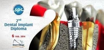 Become a Dentist: 2st Dental Implant Diploma @ Smart Village | SPC | Scoop.it