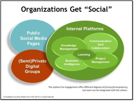 Private Social Networks: Every Organization Needs Them | private online communities | Scoop.it