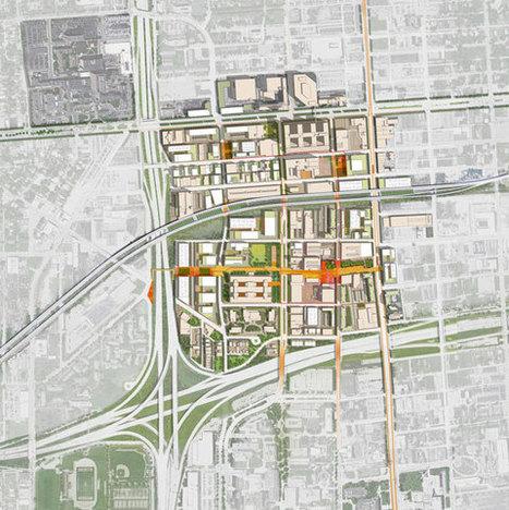 TechTown District Plan | Detroit USA | Sasaki Associates « World Landscape Architecture – landscape architecture webzine | Urban Choreography | Scoop.it