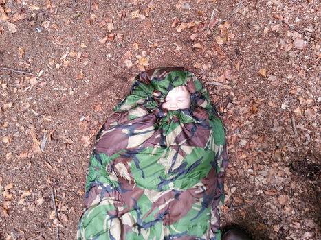 Pro Force Phantom Camo 250 Sleeping Bag | Walking | Scoop.it