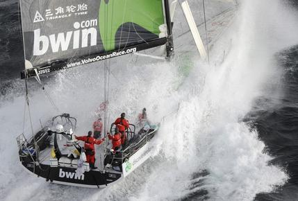 Voile – Volvo Race : Telefonica vire en tête – L'Equipe | SailingValley | French DB home | Scoop.it