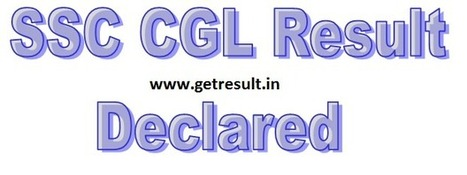 SSC CGL Tier 1 Result 2014-2015 Expected Date Merit List | Latest Exam Results | Scoop.it