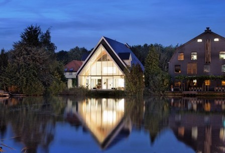 House In A Church / Ruud Visser Architects | Idées d'Architecture | Scoop.it