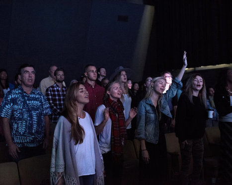 Los Angeles Churches Make Worship...Hip? | FCHS AP HUMAN GEOGRAPHY | Scoop.it