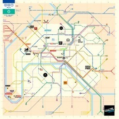[Publicité] La carte de Paris des agences de publicité ! | LLLLITL | Communication - Marketing - Web_Mode Pause | Scoop.it