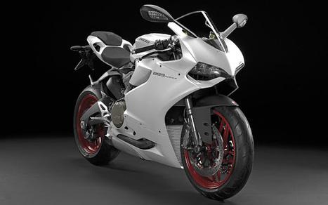 Ducati 899 Panigale - Grease n Gasoline | bmw f800gs | Scoop.it