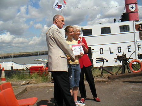 """""""Ground Breaking"""" Open Weekend at Erith Yacht Club 