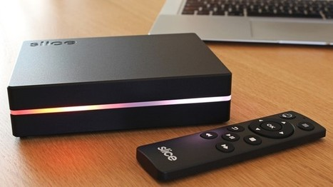 Slice Is a Sexy Aluminum Media Player Powered by a Raspberry Pi Module – Gallery   Raspberry Pi   Scoop.it
