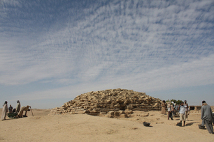 Step Pyramid Uncovered in Southern Egypt - Archaeology Magazine | Aux origines | Scoop.it
