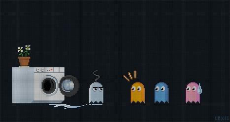 Pacman | All Geeks | Scoop.it
