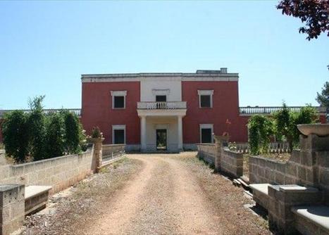 Copertino (Lecce) : Masseria Donna Benedetta   Real Estate Salento Apulia   Scoop.it
