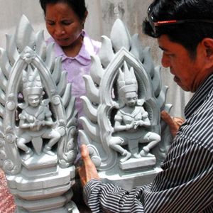 New Cambodia Art Planned for an Old Empire | Khmer Empire | Scoop.it