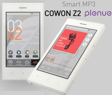 Cowon Z2 Plenue for Your Advanced Portable Media Player | Hi-Techs | Ultimate Technology Info and Reviews | Facebook Android-Based Operating System | Scoop.it