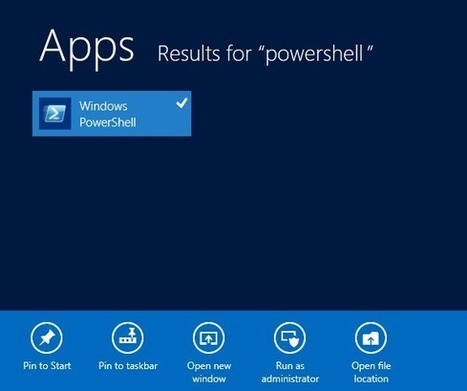 How to Remove all Default Modern apps from your User Account in #Windows8 | Desktop OS - News & Tools | Scoop.it