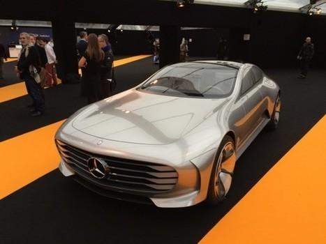 Festival Automobile International 2016 : les concept cars à l'honneur | Voitures anciennes - Classic cars - Concept cars | Scoop.it