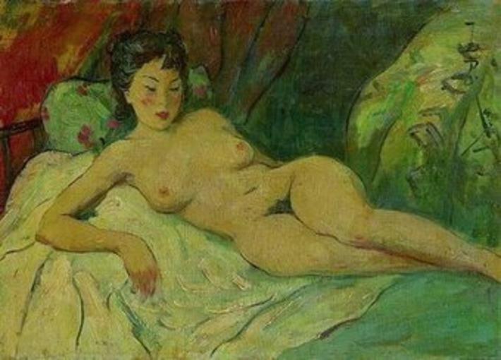 Silent-Porn-Star: Jennifer Cody Epstein On Prostitute-Concubine-Post-Impressionist Pan Yuliang | For Art's Sake-1 | Scoop.it