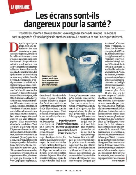 Les écrans sont-ils dangereux pour la santé ? | | Vivlajeunesse | Scoop.it
