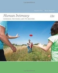 Test Bank For » Test Bank for Human Intimacy Marriage the Family and Its Meaning, 11th Edition : Cox Download | Sociology Online Test Bank | Scoop.it