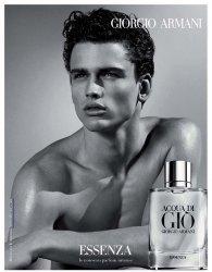 Publicité Acqua di Gio Essenza de Giorgio Armani   Parfum et Publicités de parfum   Scoop.it