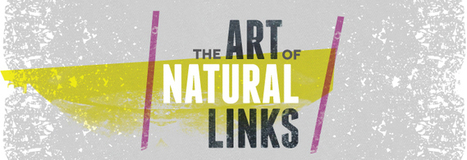 The Art of Natural Links [Infographic]   Beyond Marketing   Scoop.it